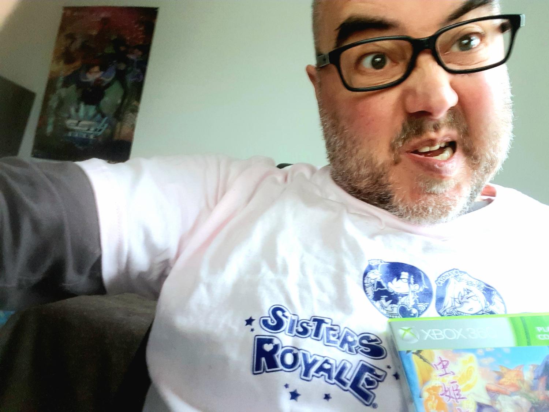 J'ai un beau T-Shirt Sisters Royale