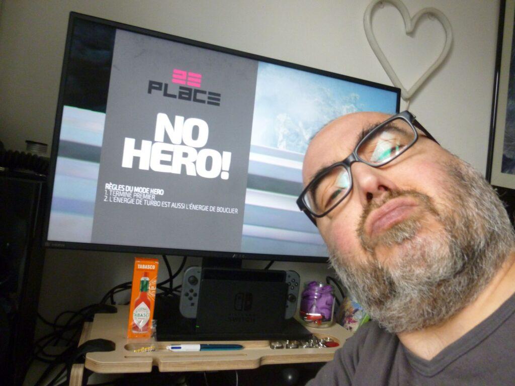 Je ne suis pas un héro !!!!