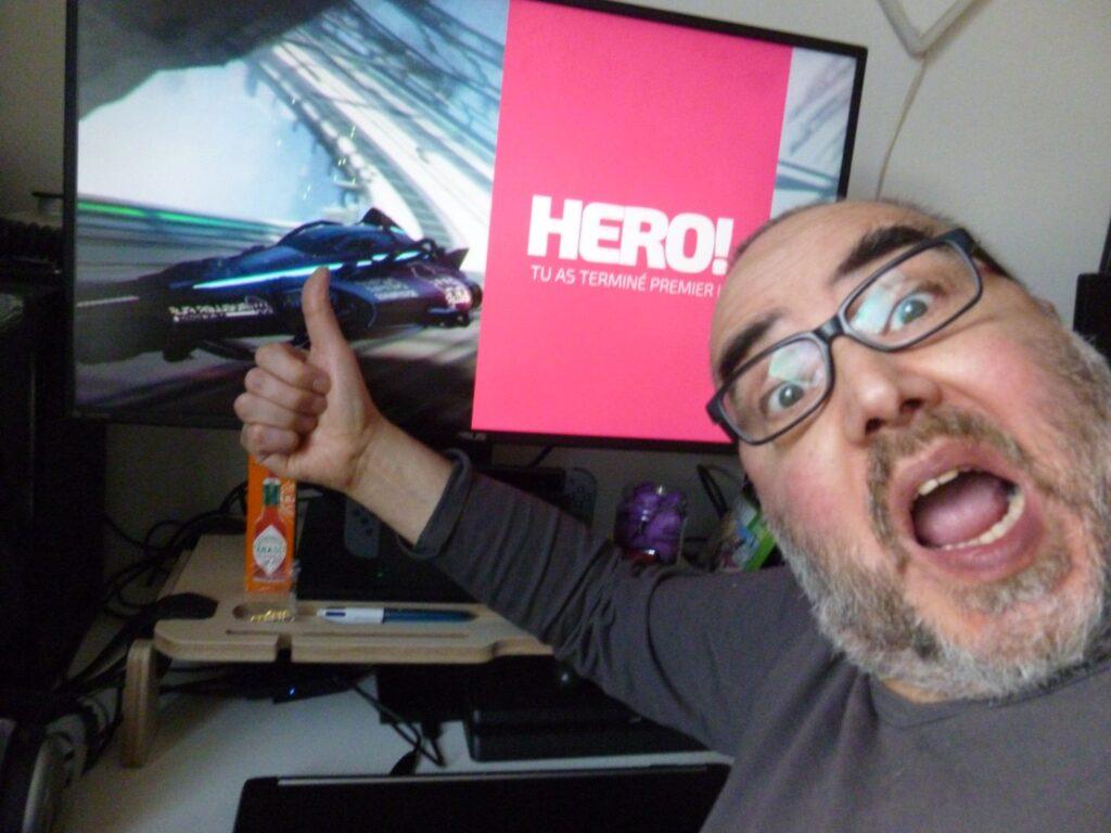 Je suis un héro !!!!